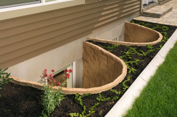 Image of: Basement Egress Doors In An Egress Compliant Window Is One That Complies With The Code The Code Requires Be Of Sufficient Size To Allow Person Foundation Builders Llc Cincinnati Oh Basement Egress Windows