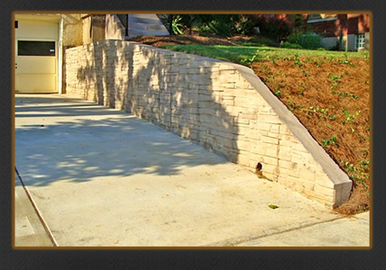 Foundation builders llc cincinnati oh decorative for Poured concrete basement walls